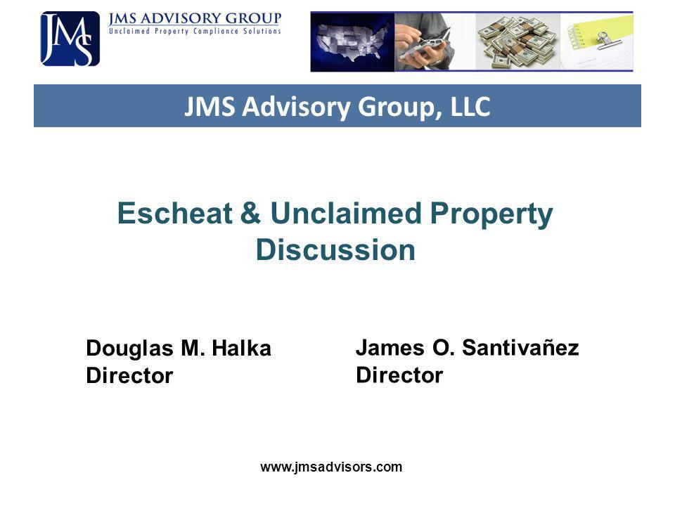 Escheat & Unclaimed Property