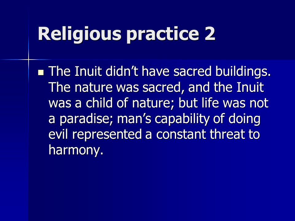 Religious practice 2