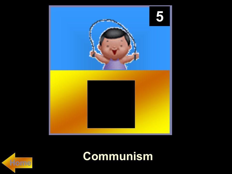 5 Communism Home