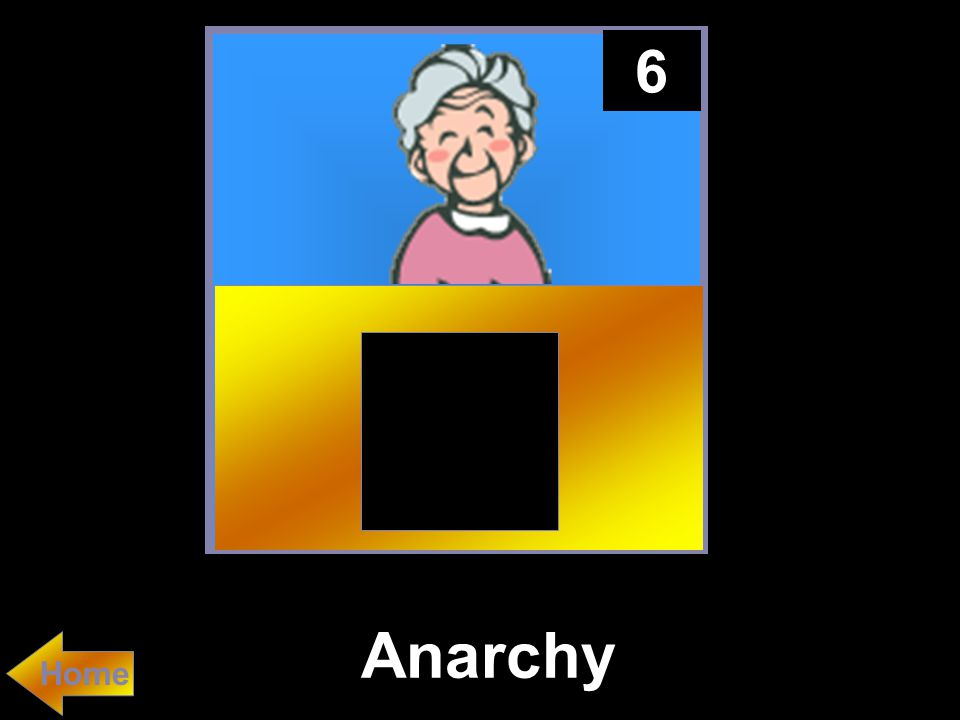 6 Anarchy Home