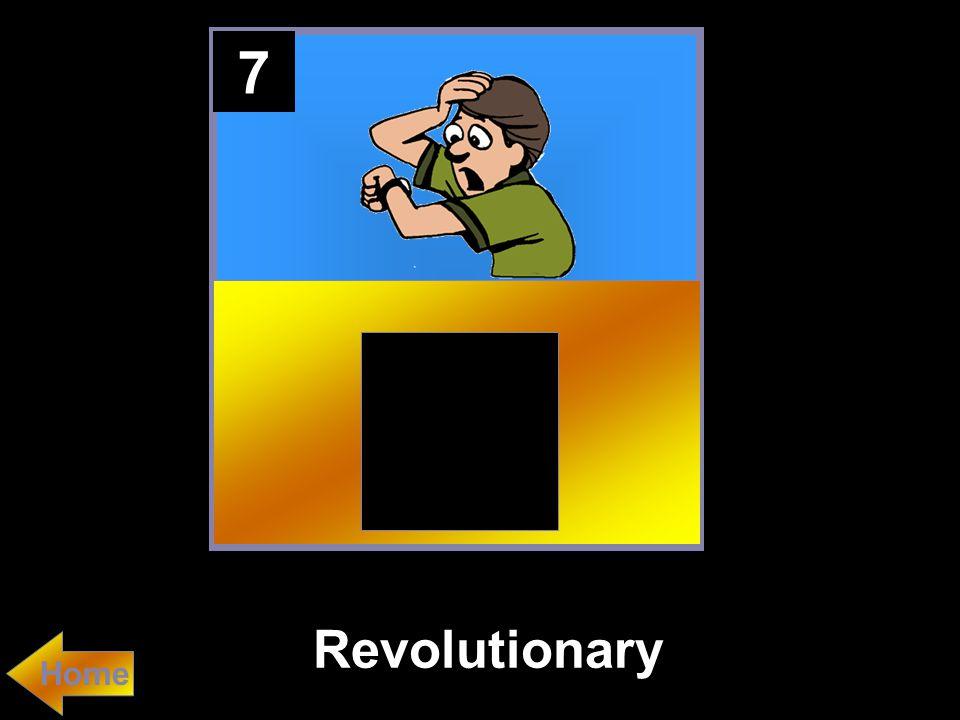 7 Revolutionary Home