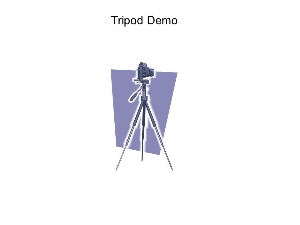 Tripod Demo