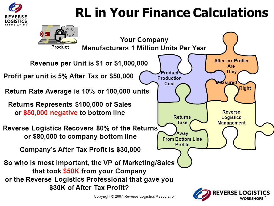 RL in Your Finance Calculations
