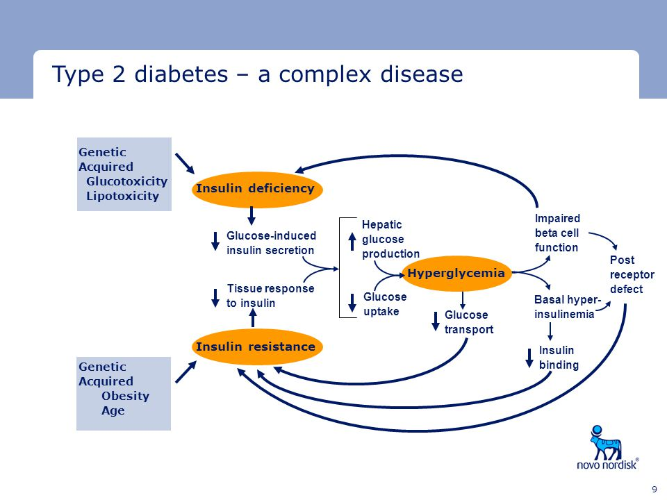 Type 2 diabetes – a complex disease Incl