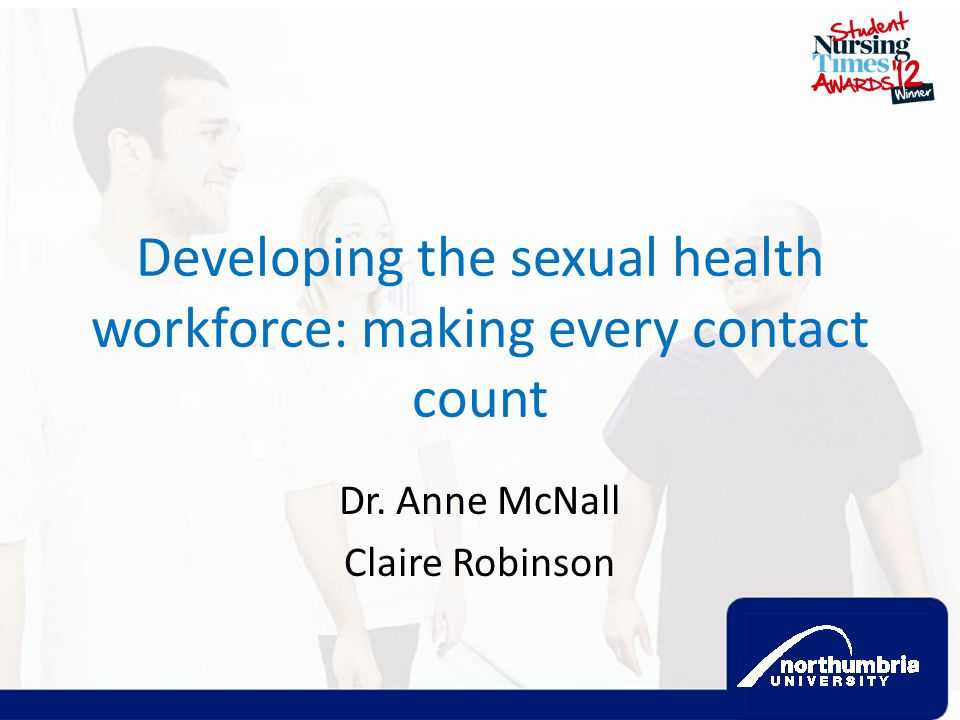 Developing the sexual health workforce: making every contact count