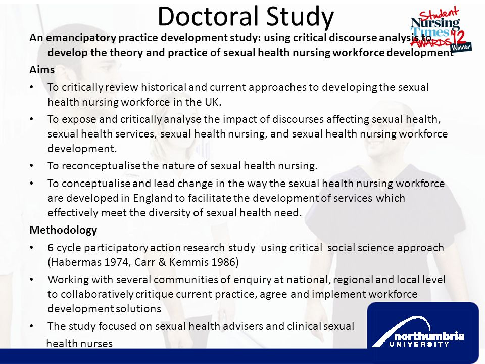 Doctoral Study