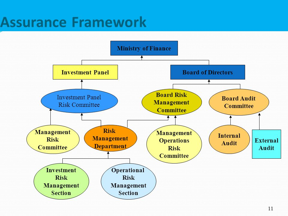 Assurance Framework Ministry of Finance Investment Panel