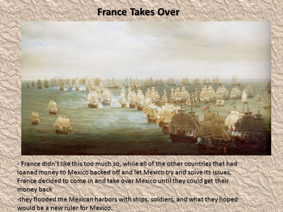 France Takes Over