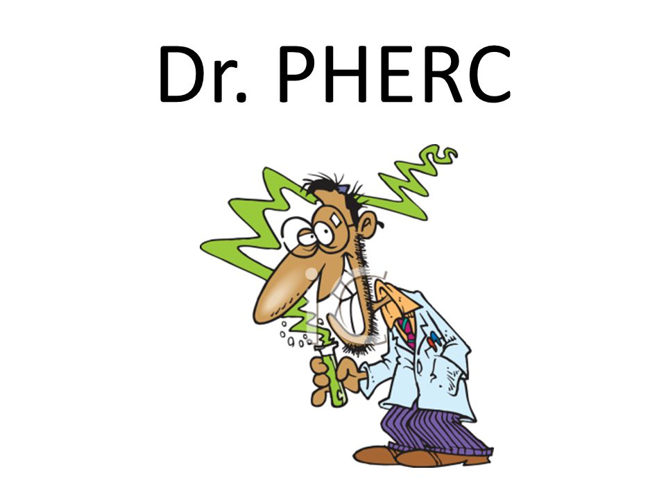Dr. PHERC Method!