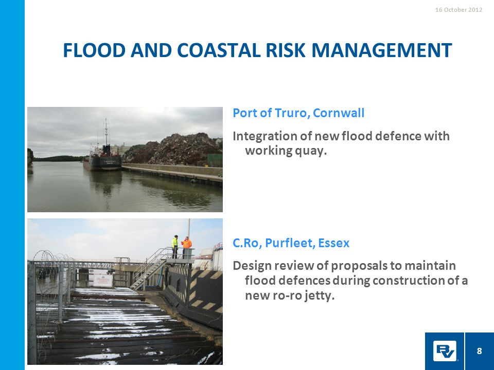 Flood and coastal risk management
