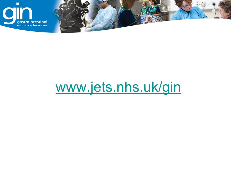 www.jets.nhs.uk/gin 74