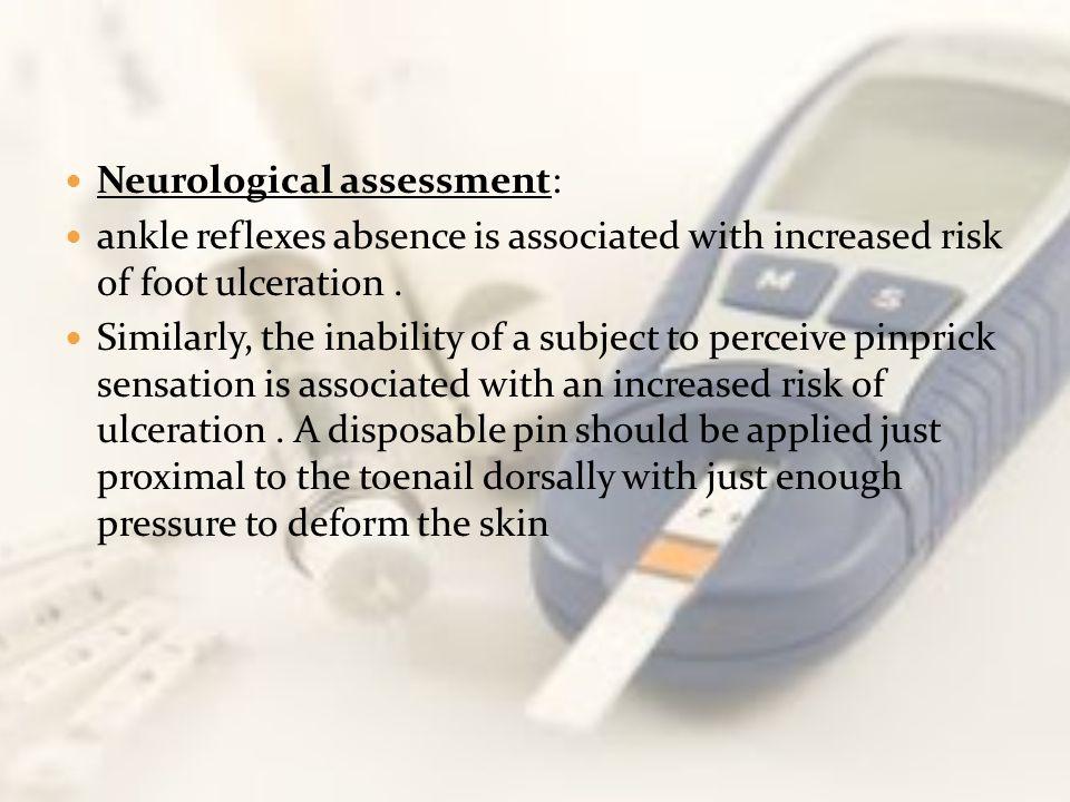 Neurological assessment: