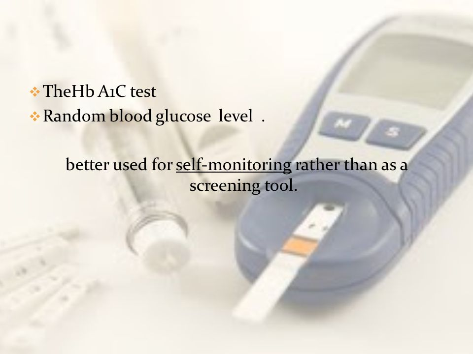 better used for self-monitoring rather than as a screening tool.