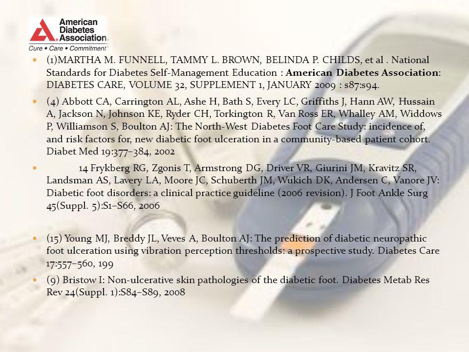 (1)MARTHA M. FUNNELL, TAMMY L. BROWN, BELINDA P. CHILDS, et al