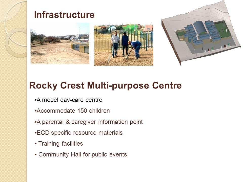 Rocky Crest Multi-purpose Centre