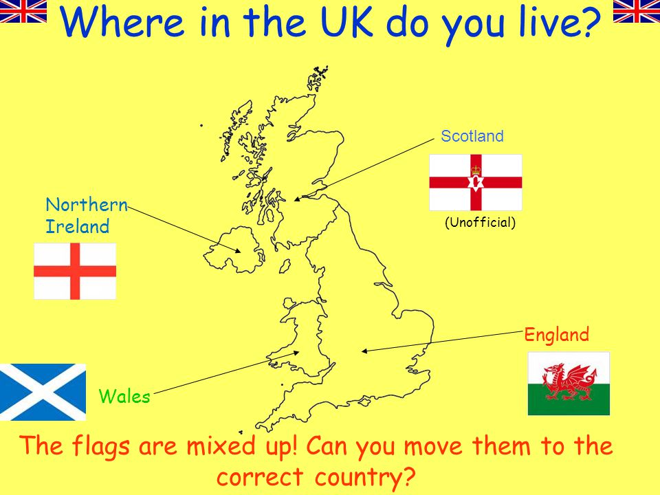 Where in the UK do you live