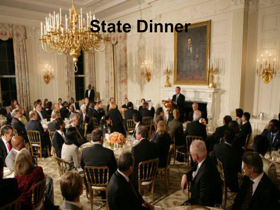 State Dinner