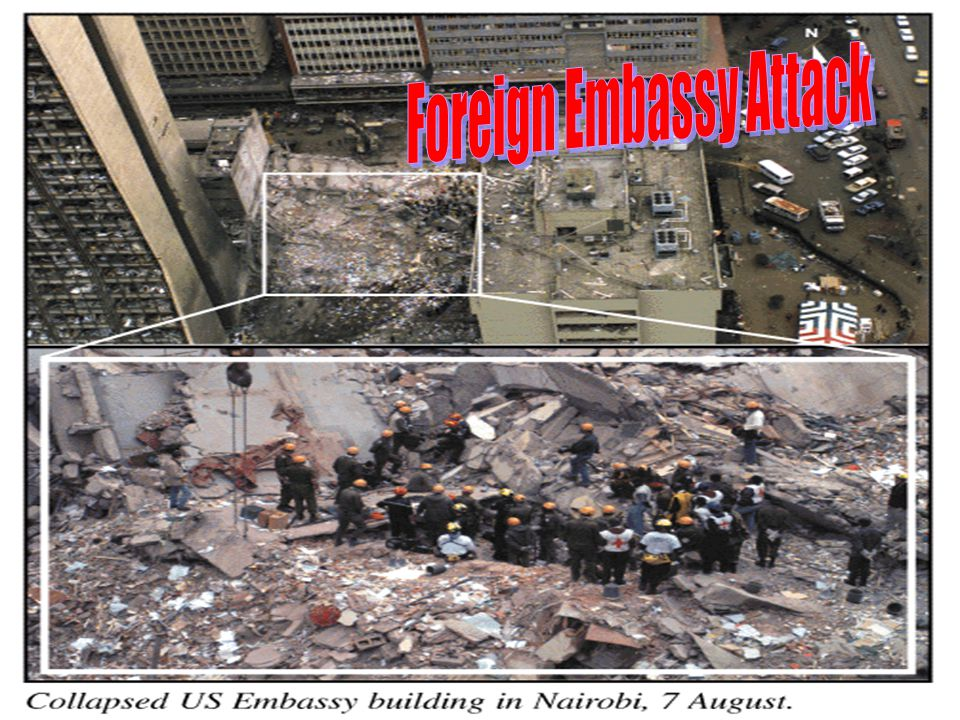 Foreign Embassy Attack