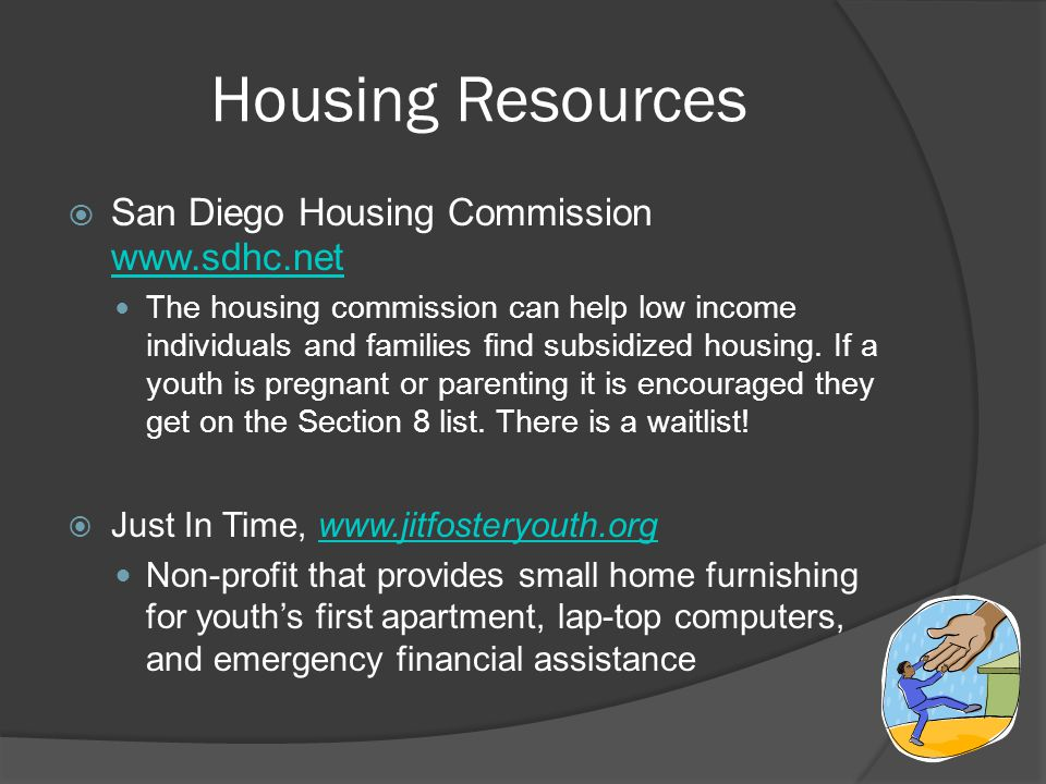 Housing Resources San Diego Housing Commission www.sdhc.net