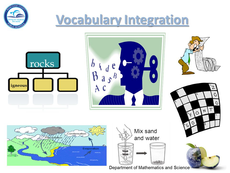 Vocabulary Integration