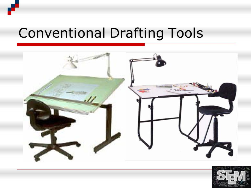 Conventional Drafting Tools
