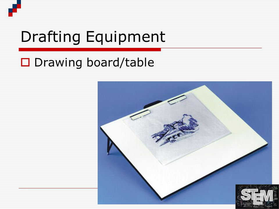Drafting Equipment Drawing board/table