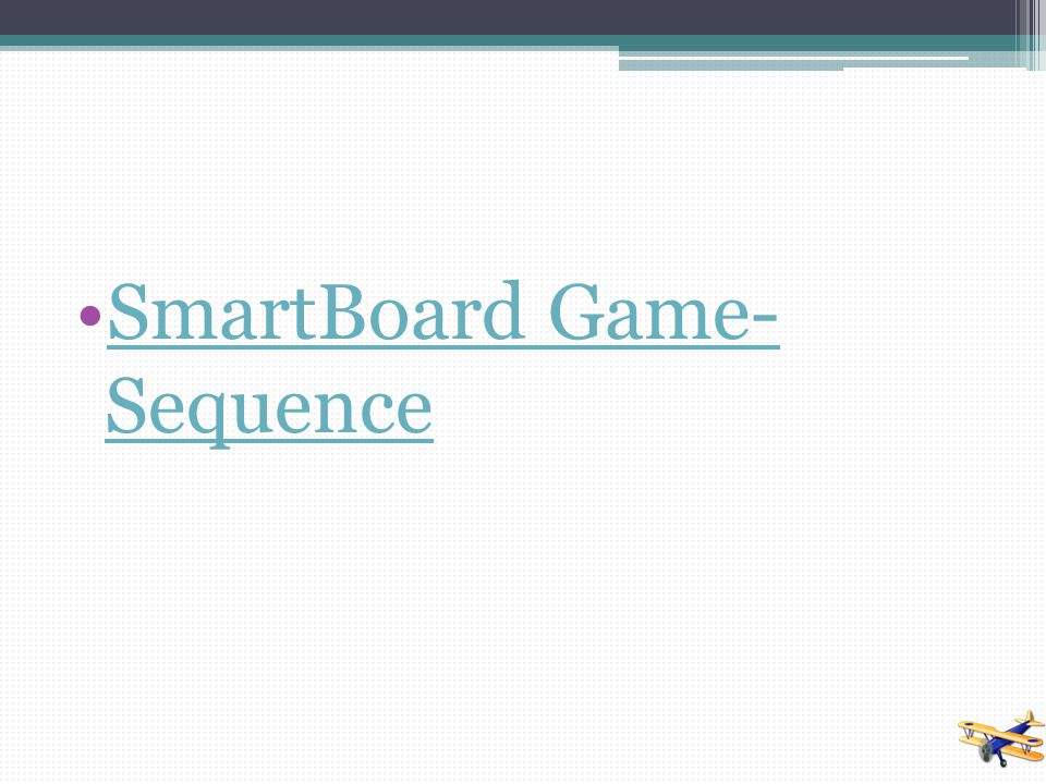 SmartBoard Game- Sequence