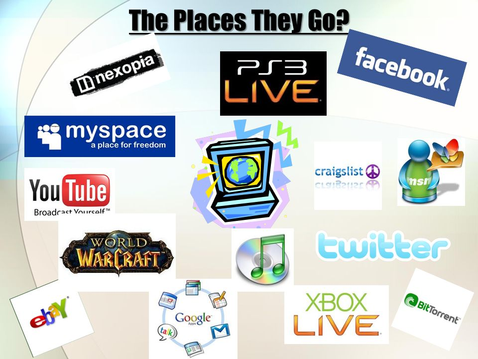 The Places They Go