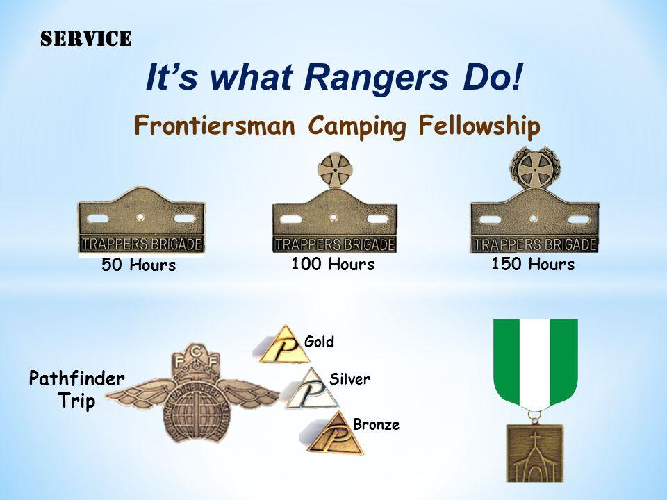 Frontiersman Camping Fellowship
