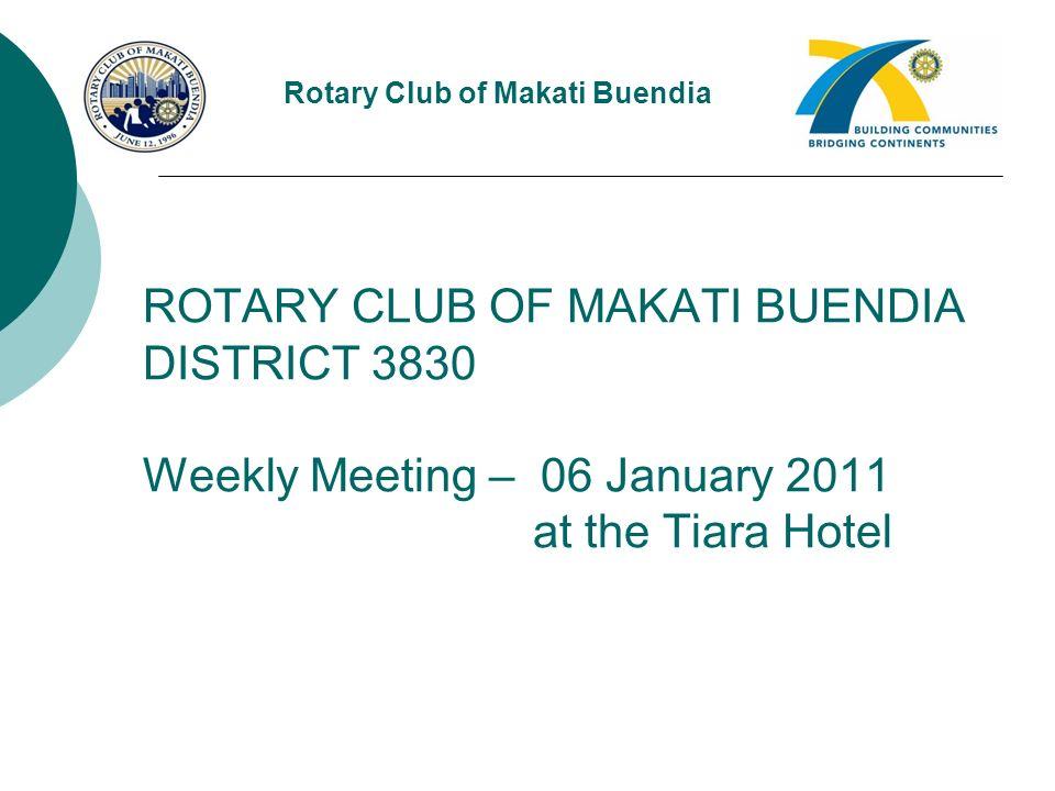 Rotary Club of Makati Buendia