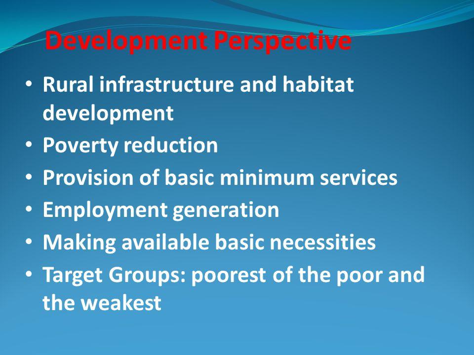 Development Perspective