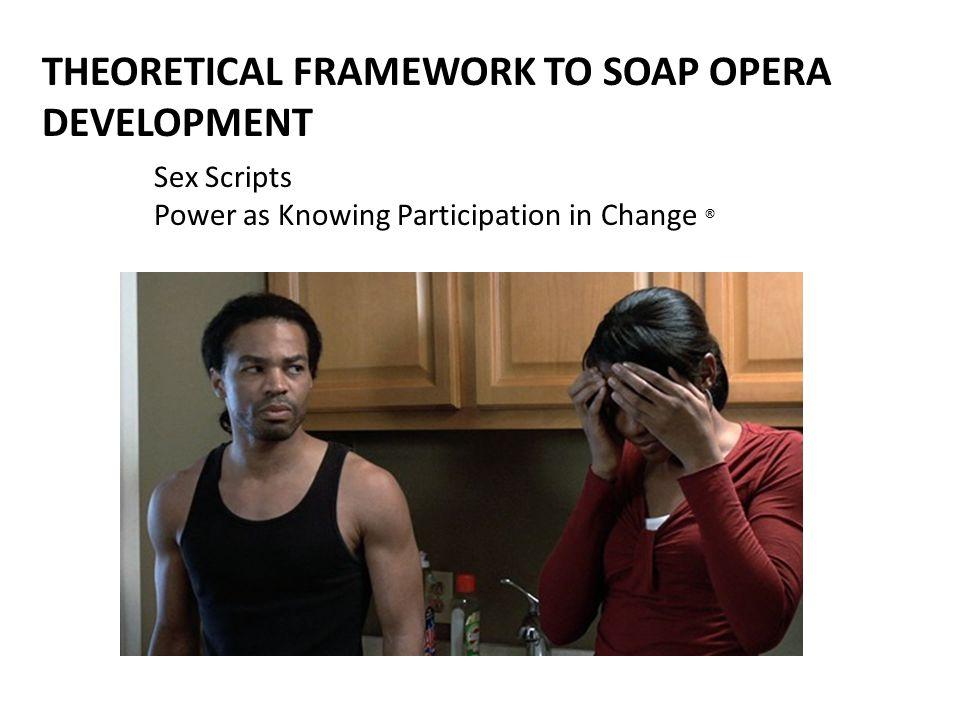 Theoretical Framework TO Soap Opera Development