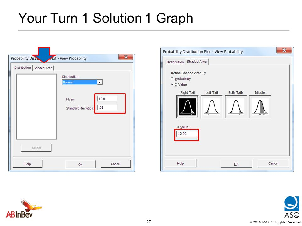 Your Turn 1 Solution 1 Graph