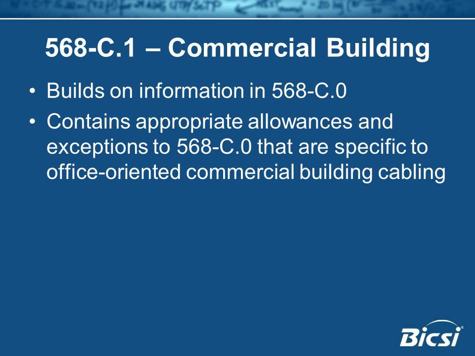 568-C.1 – Commercial Building