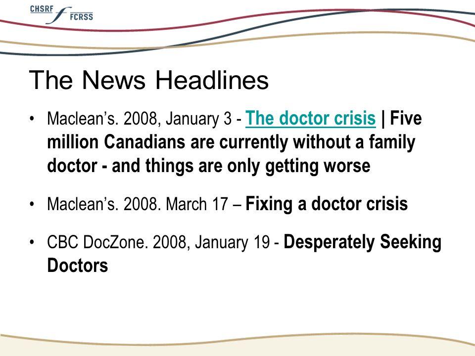 The News Headlines
