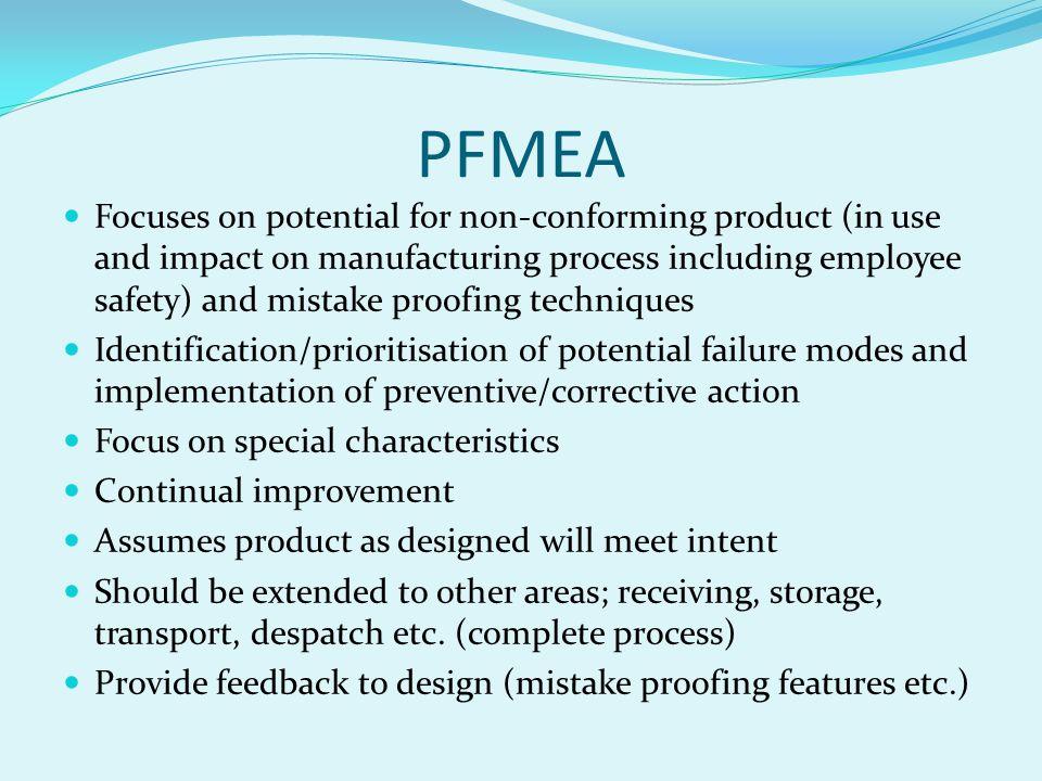PFMEA