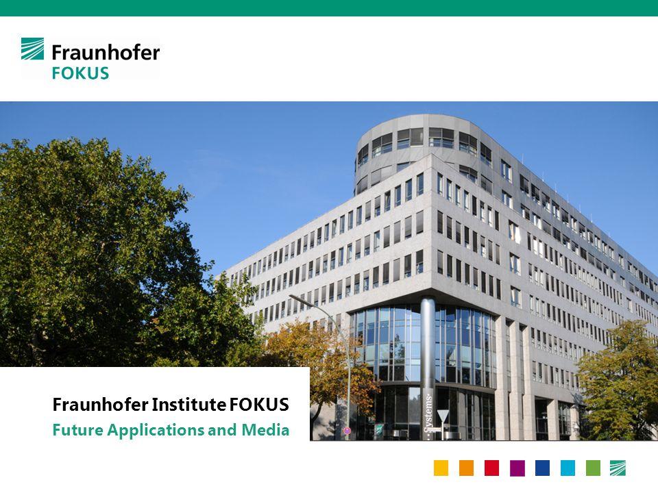 Fraunhofer Institute FOKUS