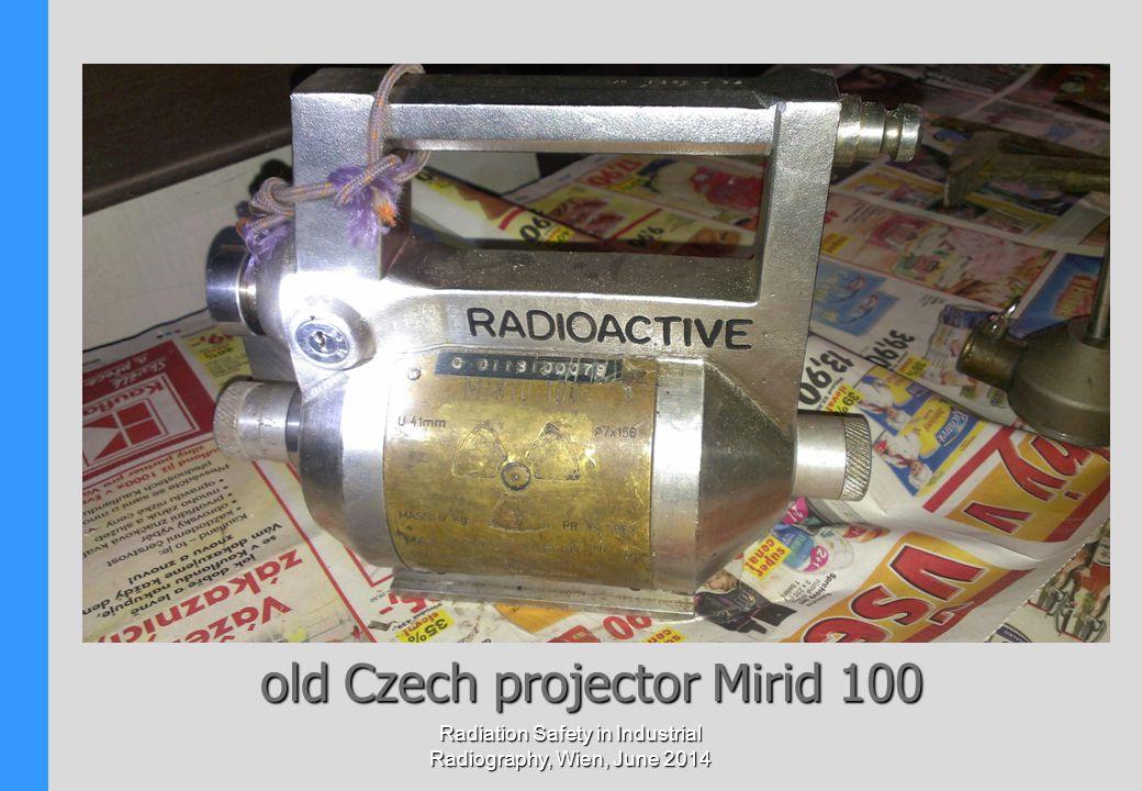 old Czech projector Mirid 100