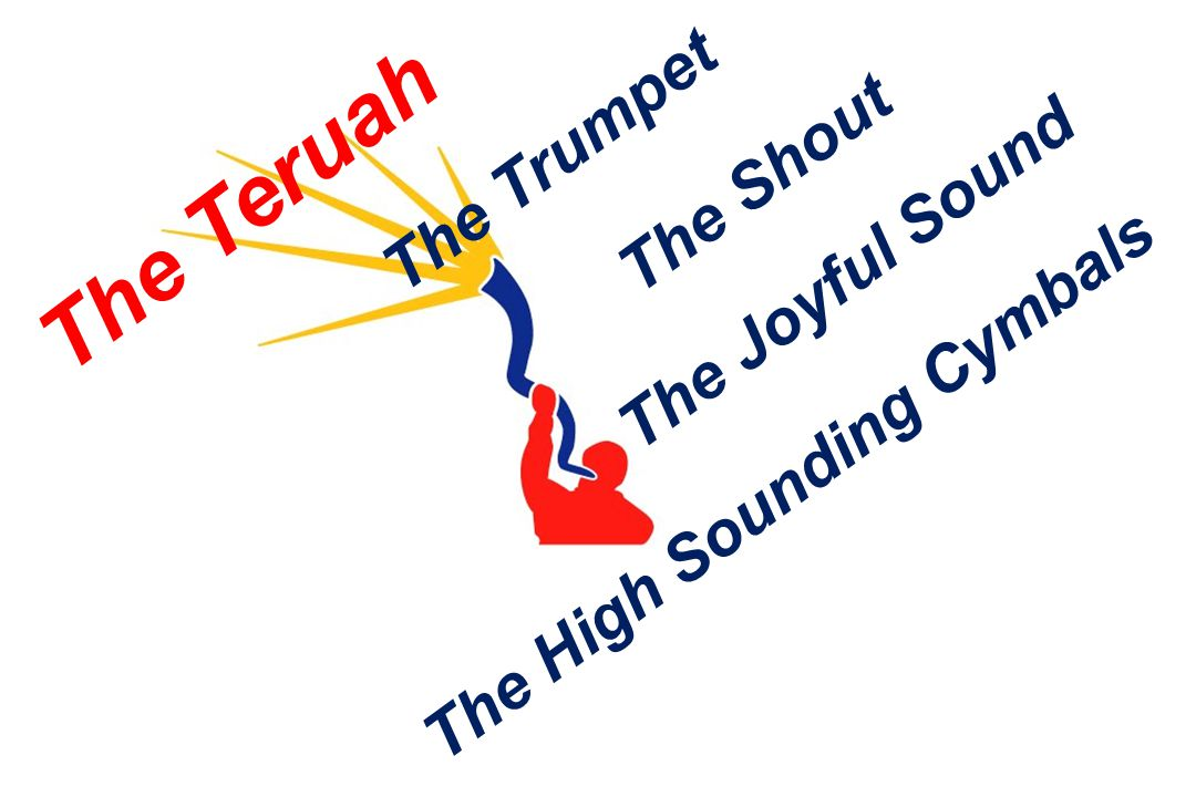 The Teruah The Trumpet The Shout The Joyful Sound