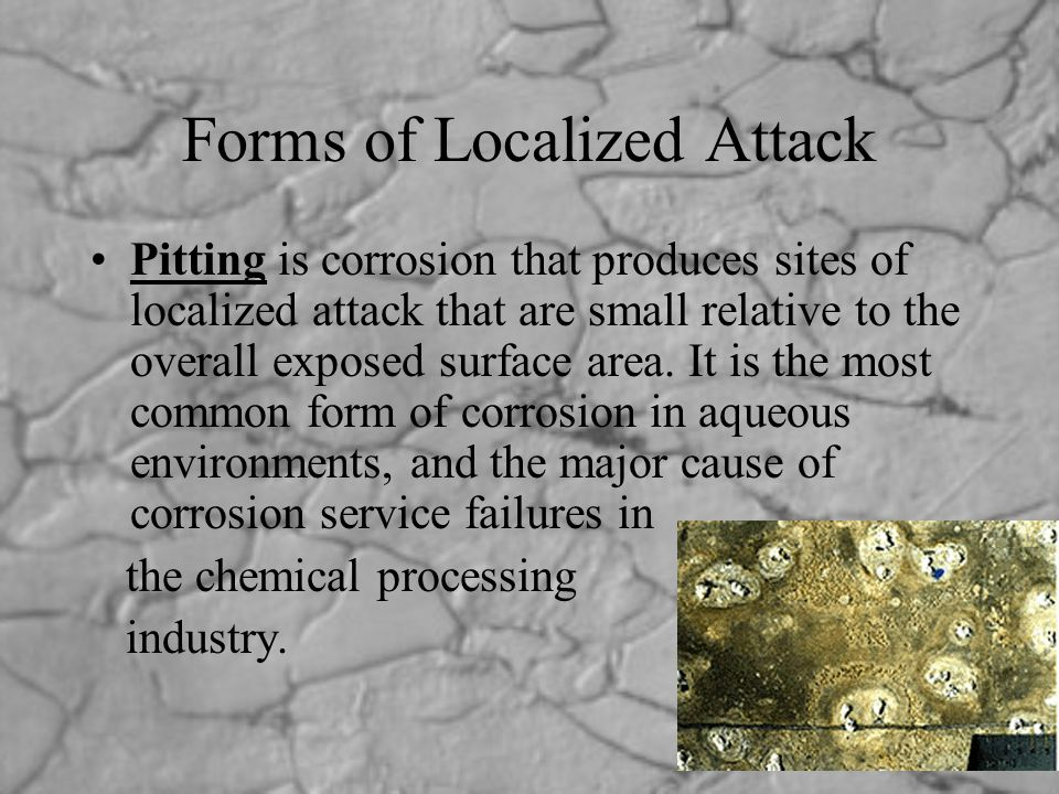 Forms of Localized Attack