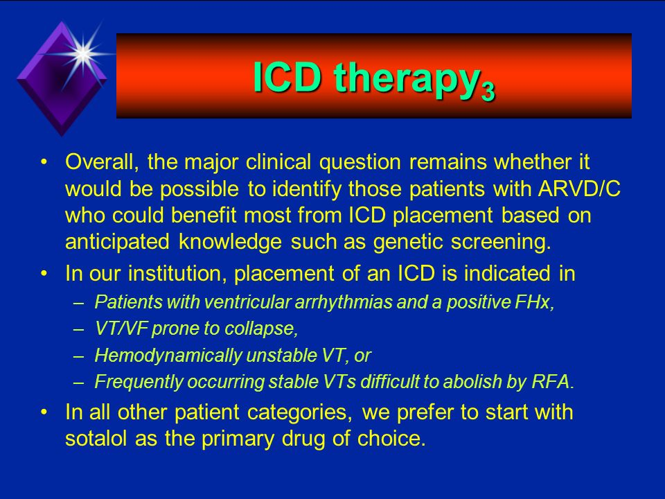 ICD therapy3