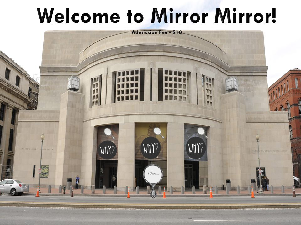 Welcome to Mirror Mirror!