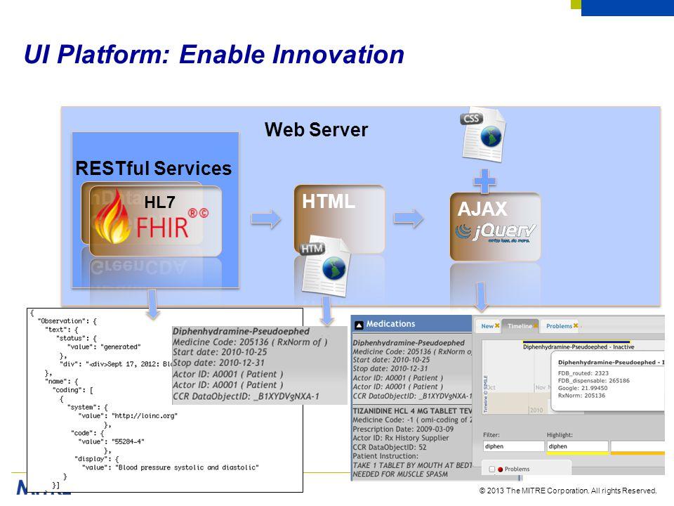 UI Platform: Enable Innovation