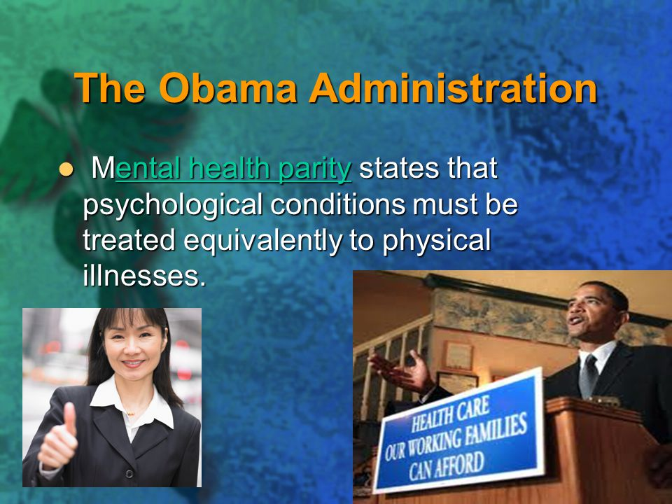 The Obama Administration