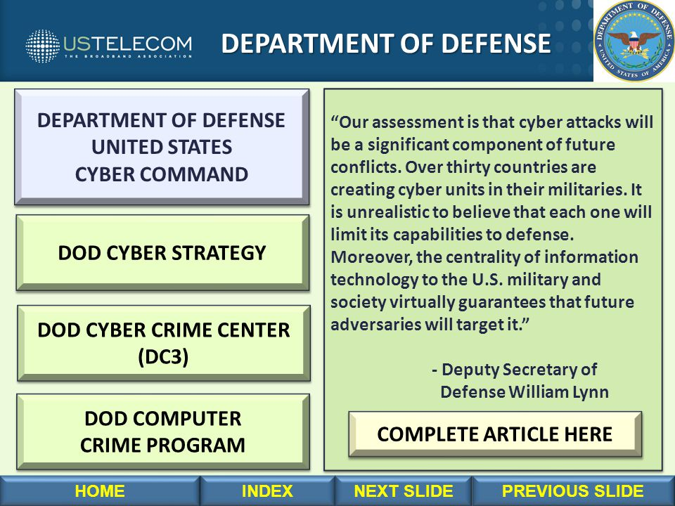 DOD CYBER CRIME CENTER (DC3)