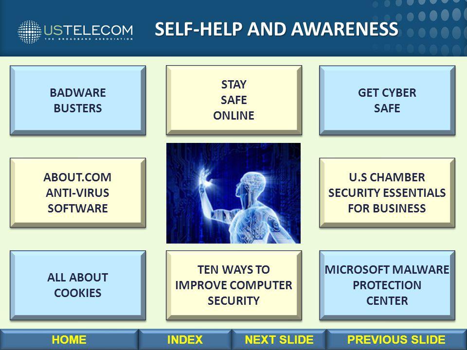 SELF-HELP AND AWARENESS