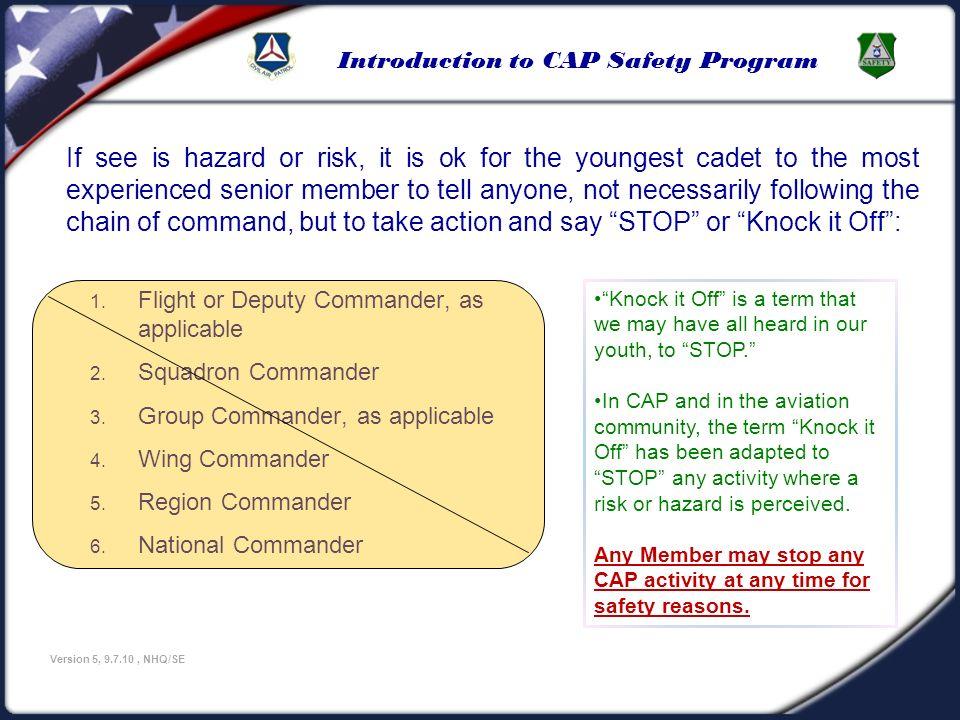 U.S Civil Air Patrol 3/25/2017.