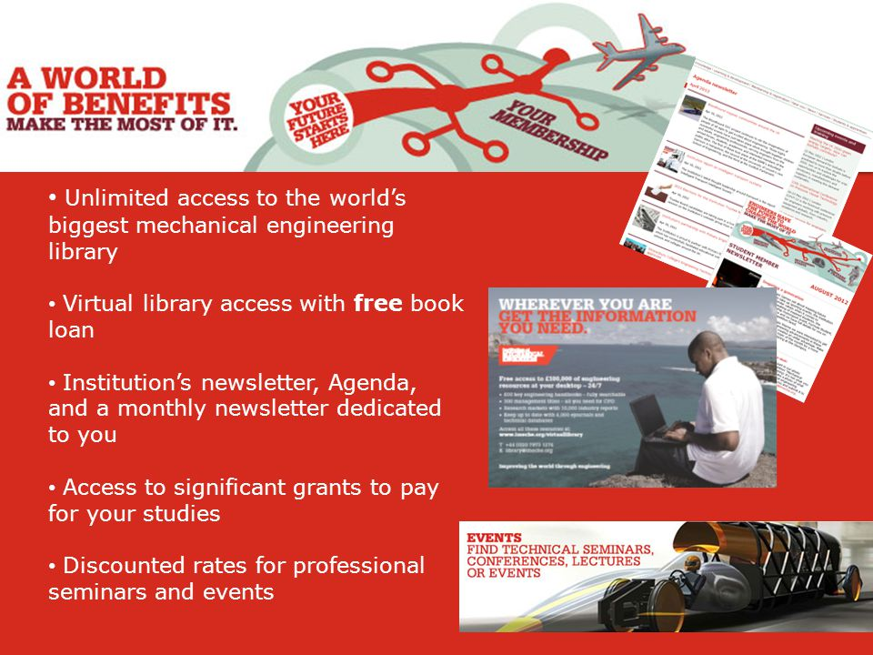 Unlimited access to the world's biggest mechanical engineering library