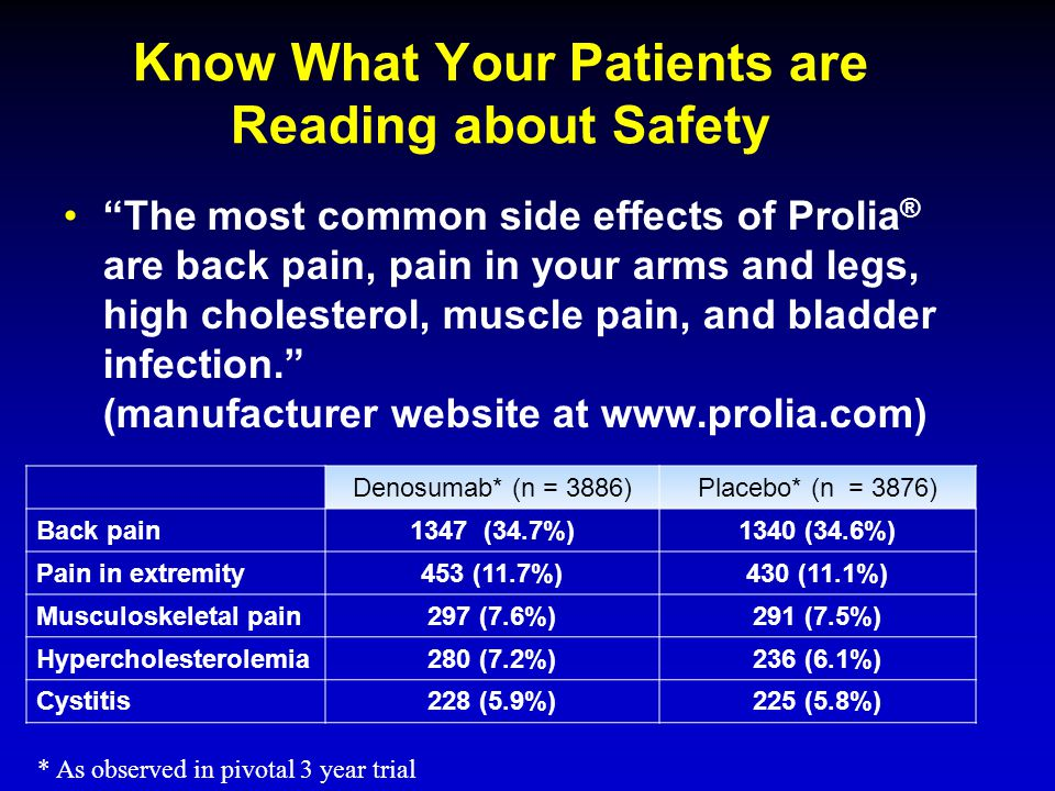 Know What Your Patients are Reading about Safety