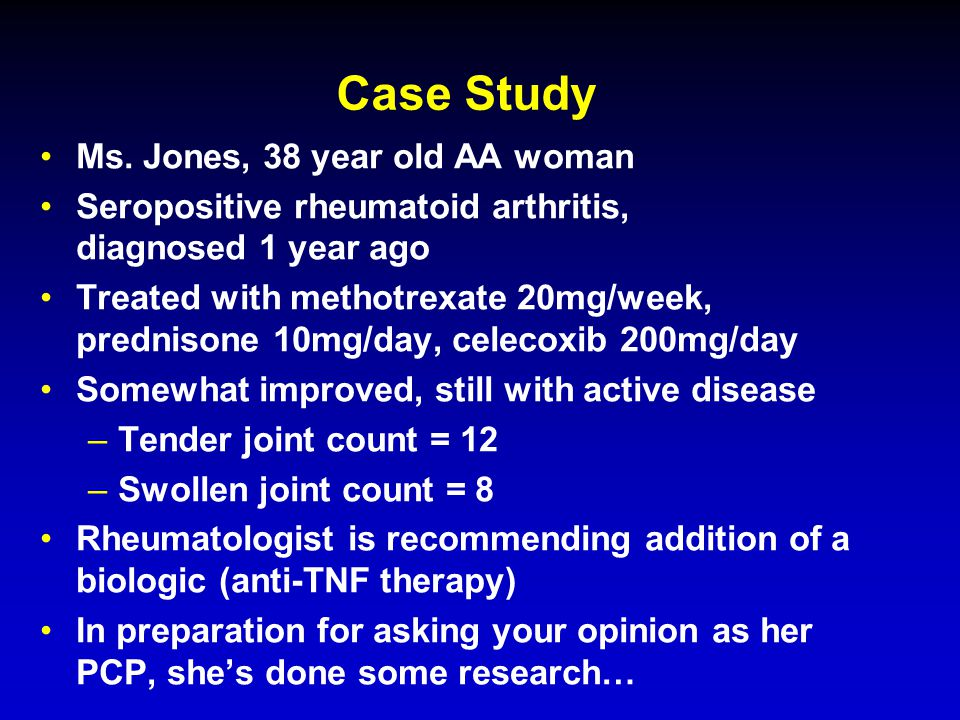 Case Study Ms. Jones, 38 year old AA woman